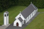 Glencorrib church