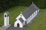 Glencorrib church