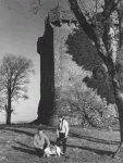 Shrule Castle was built around 1238 by Richard De Burgo