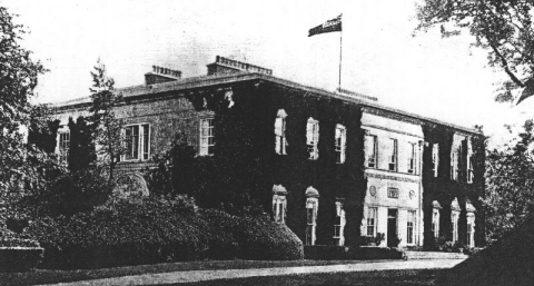 Dalgan House :: early 1900s