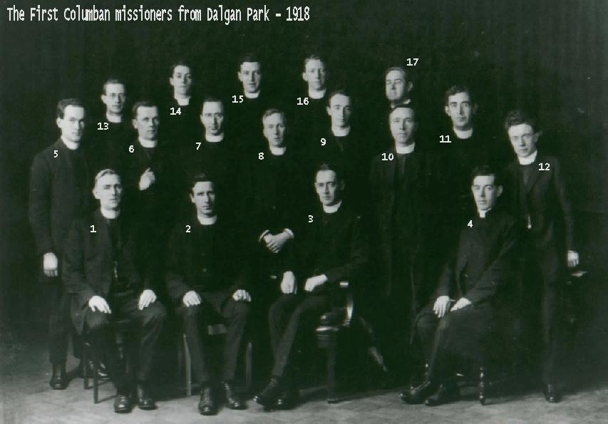 College , Dalgan 1918