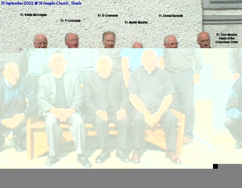 2002 , Columbans revisit Dalgan Park