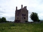 Kinlough castle