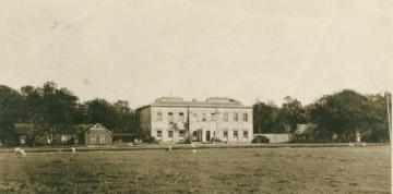 Dalgan Park 1940s