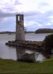 Lighthouse in Ballycurrin
